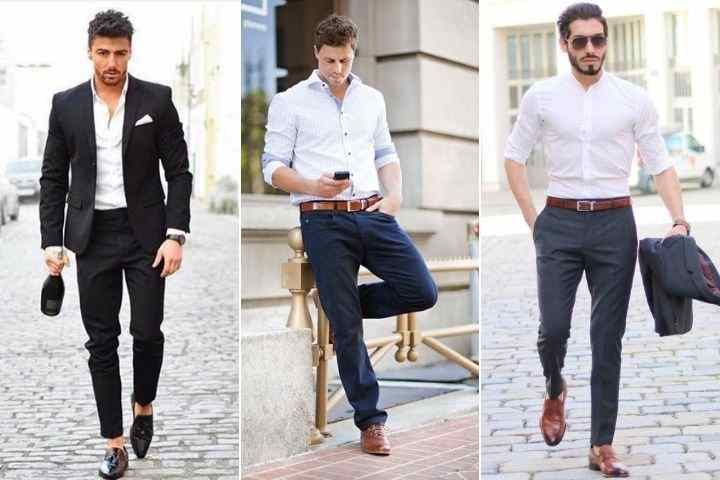 How to Dress Sharp As Younger Guy