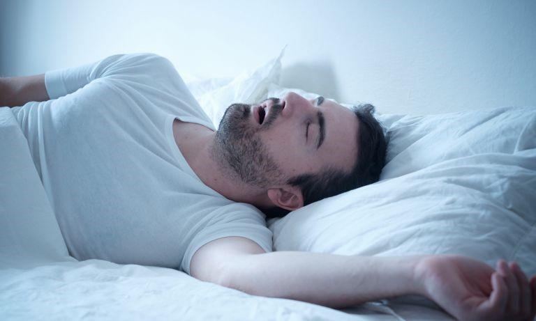 tested for sleep apnea
