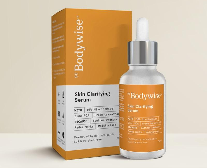 Bodywise's dermatologist developed solutions help resolve all your skin concerns