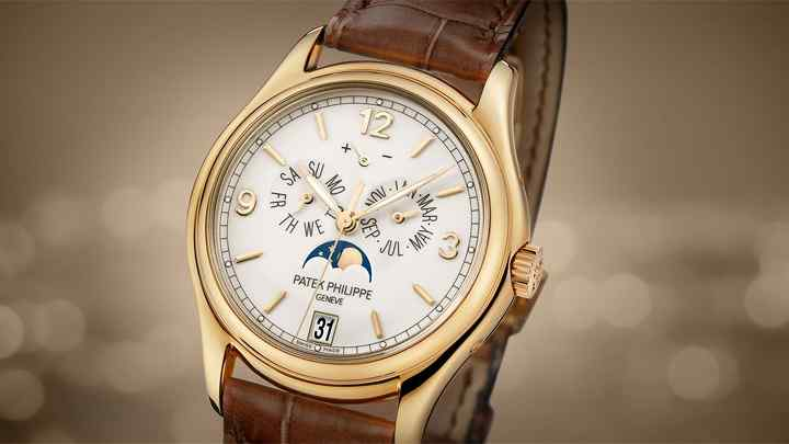 7 Latest Models from Patek Philippe's New Collections