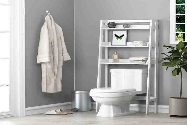 Organize Your Bathroom Using This Useful Storage Solution Ideas?
