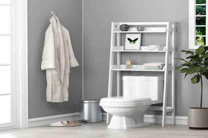 Bathroom Using This Useful Storage Solution Ideas