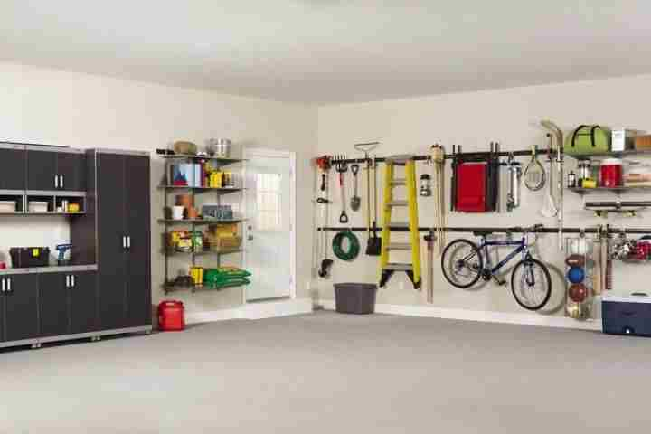 Reclaim Your Garage Space Efficiently