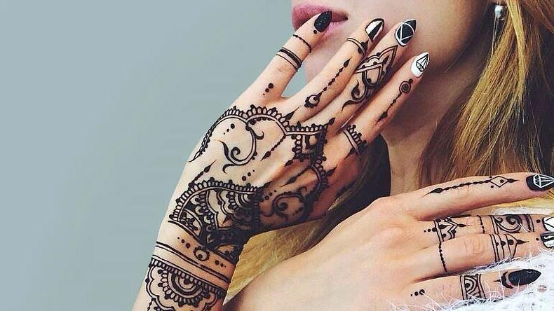 How to Remove Henna Tattoo from the Skin - Home Remedies