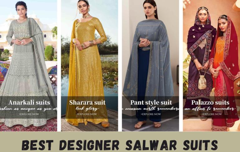 A Few Tips to Choose the Best Designer Salwar Suit